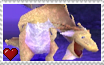 Spyro the Dragon - Boldar Stamp by SuperMarioFan65
