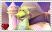 Spyro the Dragon - Zane Stamp by SuperMarioFan65