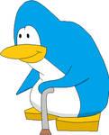 Club Penguin - Old Penguin