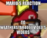 Paper Mario - Weatherstar4000video Meme