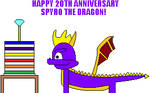 Spyro the Dragon's 20th Anniversary