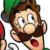 MALBIS Bowser Jr. Journey - Luigi artwork Icon