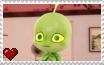 Miraculous Ladybug - Wayzz Stamp by SuperMarioFan65
