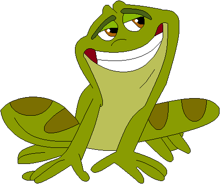 The Princess And The Frog Frog Prince Naveen By Supermariofan65