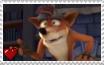 Skylanders Academy - Crash Bandicoot Stamp by SuperMarioFan65