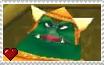 Spyro the Dragon - Gnasty Gnorc Stamp by SuperMarioFan65