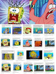 SpongeBob and Patrick react to Special Ed memes
