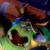 Spyro Reignited Trilogy - Gnasty Gnorc Icon 2 by SuperMarioFan65