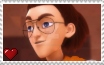 Miraculous Ladybug - Jalil Kubdel Stamp by SuperMarioFan65