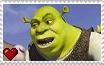 Shrek Stamp by SuperMarioFan65