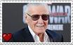 Stan Lee Stamp by SuperMarioFan65