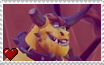 Spyro Reignited Trilogy - Boris Stamp by SuperMarioFan65