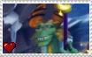 Spyro Reignited Trilogy - Cosmos Stamp by SuperMarioFan65