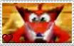 Crash Team Racing - Crash Bandicoot Stamp by SuperMarioFan65