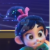 Ralph Breaks the Internet - Glitch Vanellope Icon by SuperMarioFan65