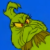 How the Grinch Stole Christmas - Mad Grinch Icon