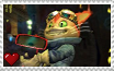 Blinx The Time Sweeper - Blinx Stamp by SuperMarioFan65