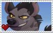 The Lion Guard - Janja Stamp by SuperMarioFan65