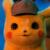 Pokemon Detective Pikachu - Pikachu Icon