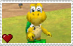 Super Mario 64 DS - Koopa the Quick Stamp by SuperMarioFan65