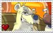 Club Penguin - Herbert P. Bear Stamp by SuperMarioFan65