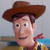 Toy Story 4 - Woody Icon