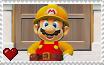 Super Mario Maker 2 - Mario Stamp