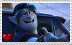 Onward - Barley Lightfoot Stamp
