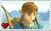 Super Smash Bros. Ultimate - Link Stamp