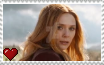 Avengers Infinity War - Scarlet Witch Stamp