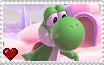 Super Smash Bros. Ultimate - Yoshi Stamp