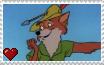Robin Hood Stamp