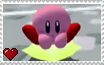 Kirby Air Ride - Kirby Stamp by SuperMarioFan65