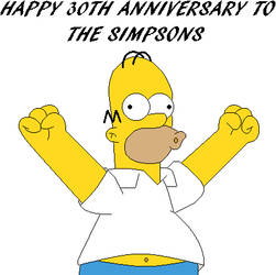 The Simpsons' 30th Anniversary