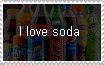 I love soda