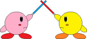 Kirby - Duel of the Fates