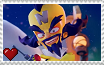 CB 4 It's About Time - Dr. Neo Cortex Stamp