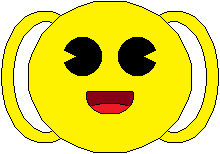 Pac-Man Surgical Mask