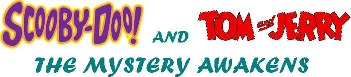 SD and TAJ The Mystery Awakens logo