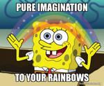 SpongeBob SquarePants - Imagination Meme
