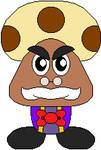 Super Mario - Goomba Toadsworth