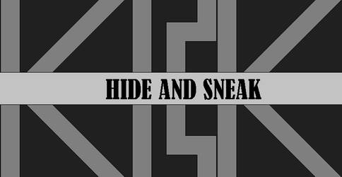 Hide and Sneak title