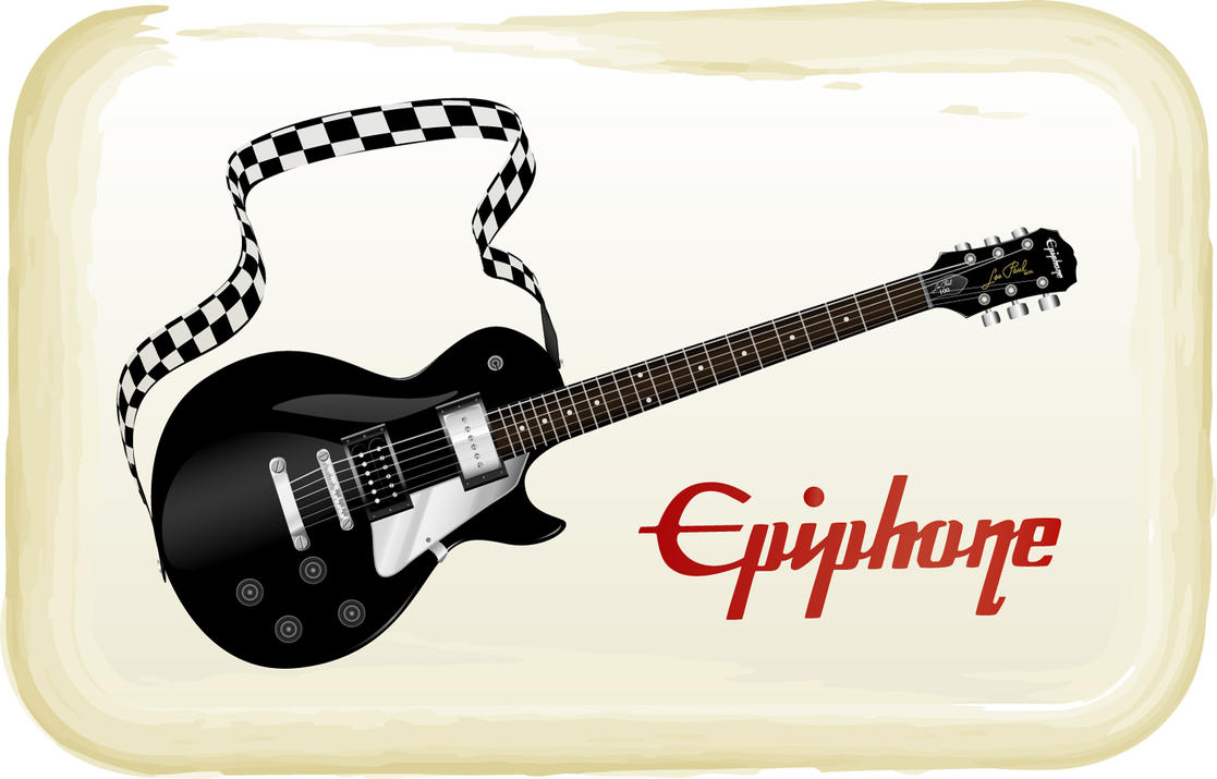Epiphone Wallpapers: Epiphone Les Paul By VAxwell On DeviantArt