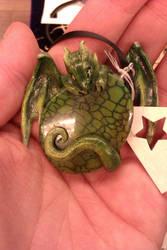 Dragon pendant