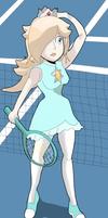 Mario Tennis Ultra Smash: Princess Rosalina