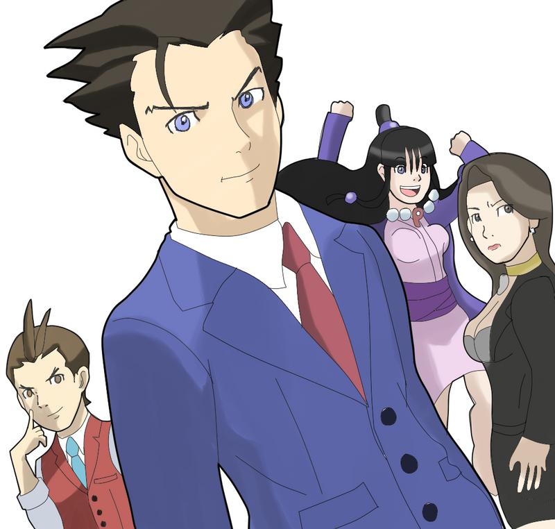 Best Ace Attorney Fan Cases