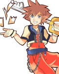 Sora - KH Chain of Memories