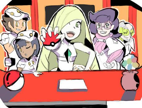Pokemon: Aether Foundation Photo