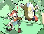 Super Mario World - CHARGE!