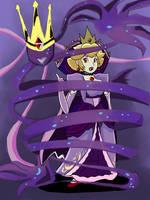 Paper Mario: TTYD - Shadow Queen by Retro-Robosan
